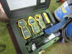 IDEAL ELECTRIC TEST KIT OPEN AND CLOSED CIRCUITS. SOURCED FROM DEPOT CLEARANCE DUE TO A CHANGE IN CO