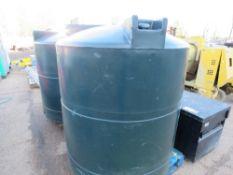 TITAN V1300 PLASTIC OIL TANK.