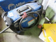 MILLER MAXSTAR 200 WELDER UNIT. SOURCED FROM DEPOT CLEARANCE DUE TO A CHANGE IN COMPANY POLICY.