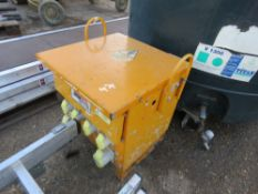 BLAKLEY SITE TRANSFORMER. SOURCED FROM LOCAL DEPOT CLEARANCE DUE TO A CHANGE IN POLICY.
