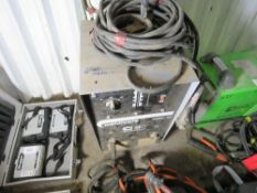WELDMATE WELDER UNIT. SOURCED FROM DEPOT CLEARANCE DUE TO A CHANGE IN COMPANY POLICY.