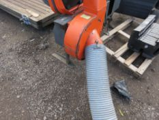 KUBOTA CCD 600T HIGH DISCHARGE MOWER COLLECTOR.