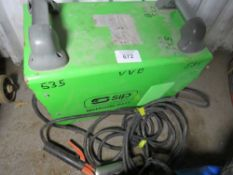 SIP WELDMATE WELDER UNIT. SOURCED FROM DEPOT CLEARANCE DUE TO A CHANGE IN COMPANY POLICY.
