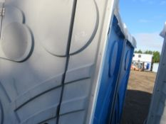 PORTABLE TOILET CUBICLE, IDEAL FOR CHANGING ROOM OR SHOWER ETC