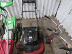 TORO 1000 SERIES TIME MASTER HEAVY DUTY MOWER.WHEN TESTED WAS SEEN TO RUN, DRIVE AND CUT...CUT OFF S