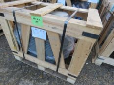 1 X 37KW ELECTRIC MOTOR. . SOURCED FROM A LARGE MANUFACTURING COMPANY AS PART OF THEIR STOCK CONTROL