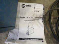 Miller Maxstar 150S stick welder w/ case