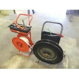strapping carts w/ tools - assorted - QTY 2