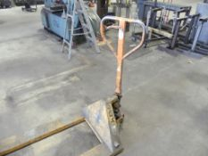 King - hydraulic pallet jack - 5500 lb