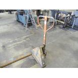 King - hydraulic pallet jack - 5500 lb