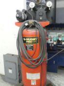 Husky Pro air compressor, 60 gallon, w/ 3.2 H.P.