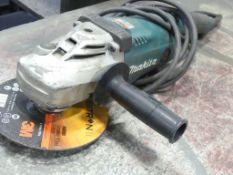 "Makita grinder - 7 angle, 15 amp, model GA7021"""