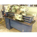 Bolton gear head metal bench lathe w 3-jaw chuck