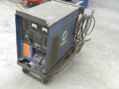 Miller arc welding power source, CP-300 DC