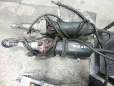 Metabo GE950 G Plus die grinders QTY 2