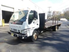 2006 GMC Truck - Flat bed, L5000 diesel engine