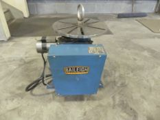 Baileigh welding positioner - WP-450, 13 diameter