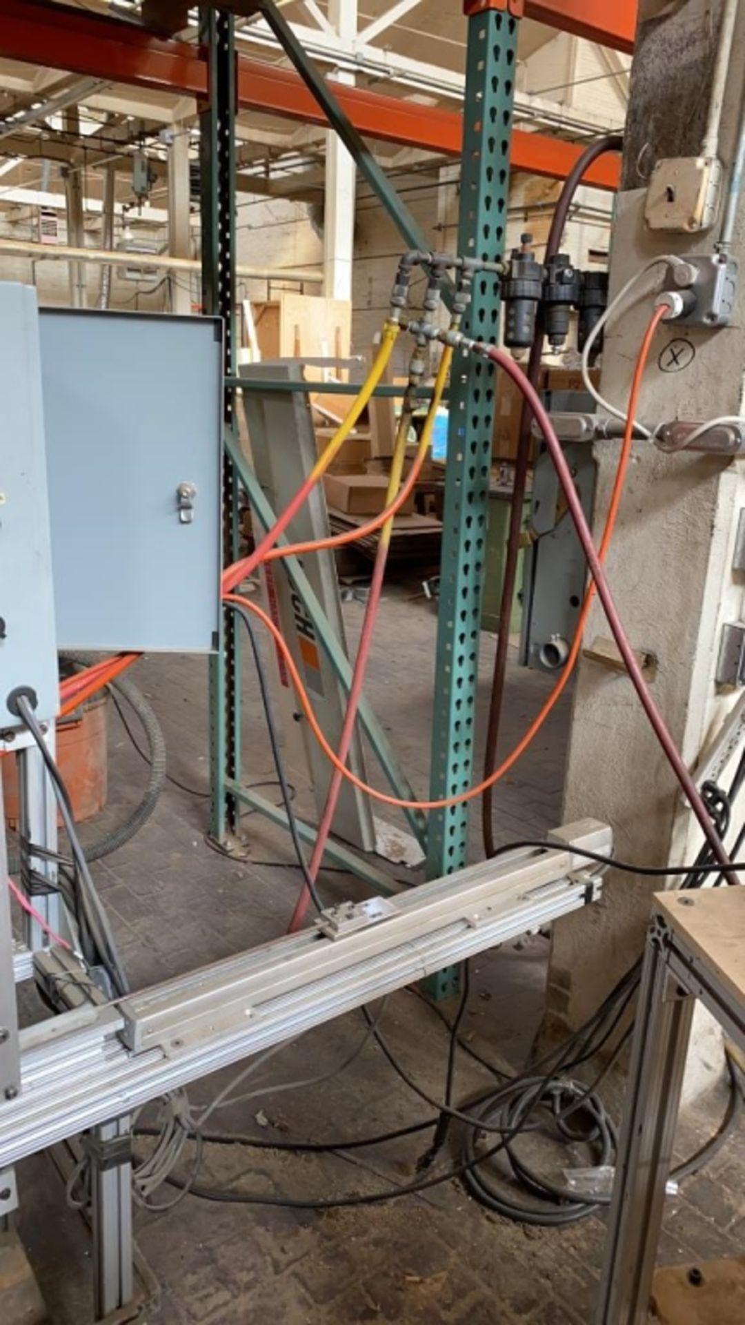 Lot 1050 - Custom Machine#10: Necklace Bar Pin Nailer