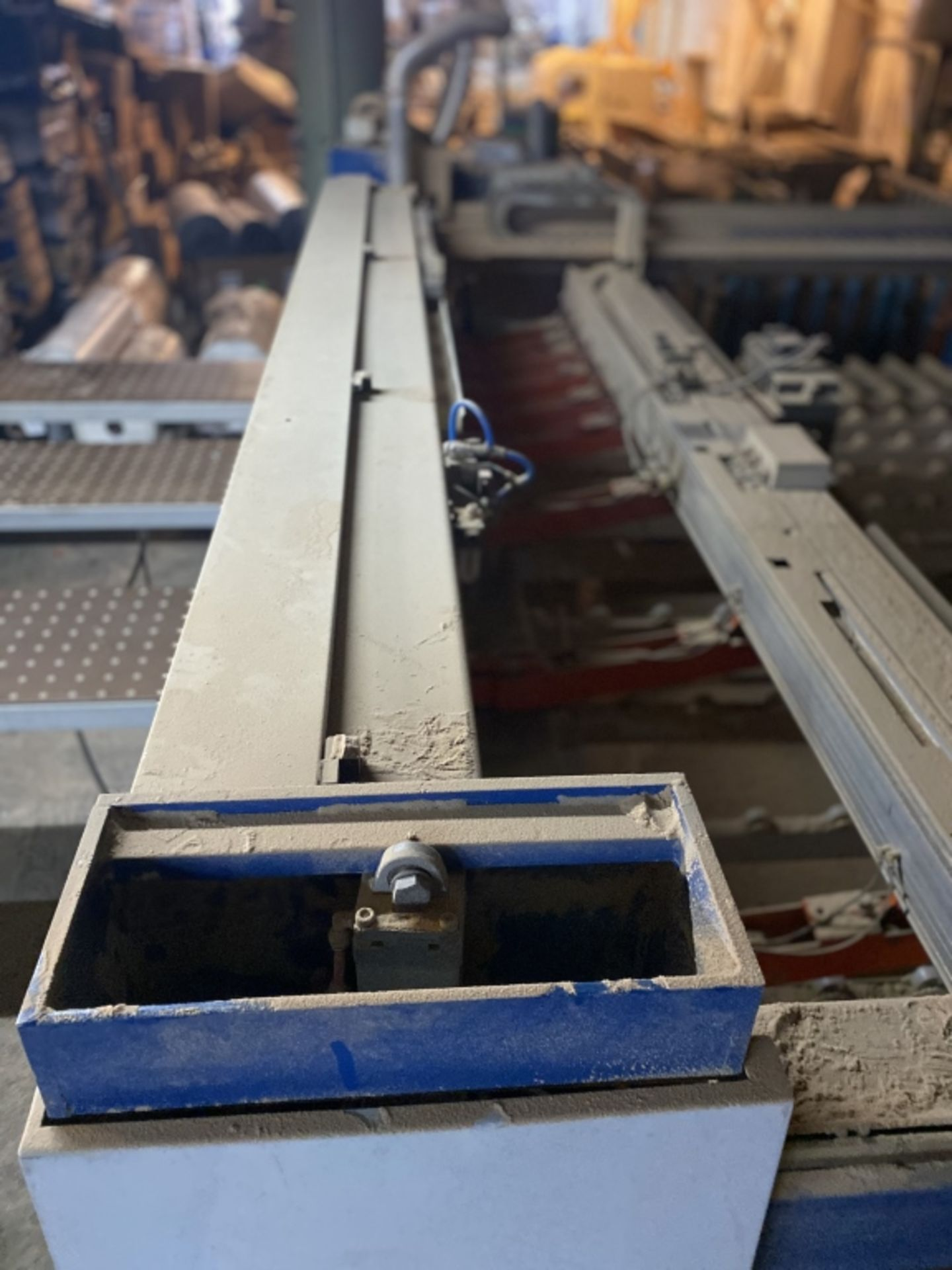 Lot 1008 - 2000 Schnelling CNC Panel Saw
