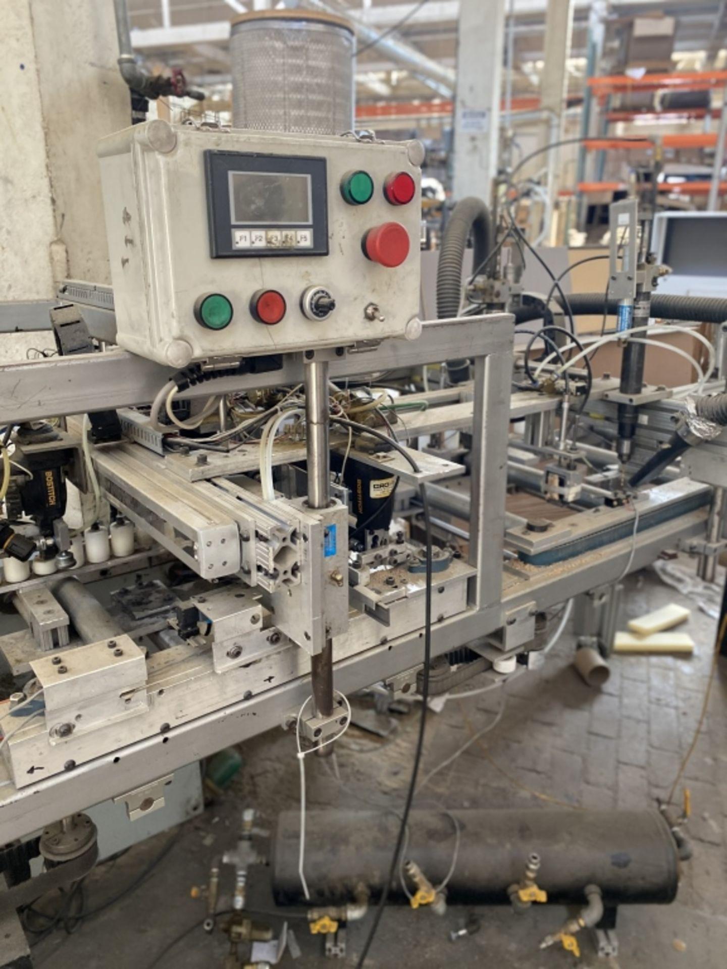 Lot 1044 - Custom Machine#4: Back Nailer & Pilot Hole Driller