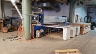 2000 Schnelling CNC Panel Saw