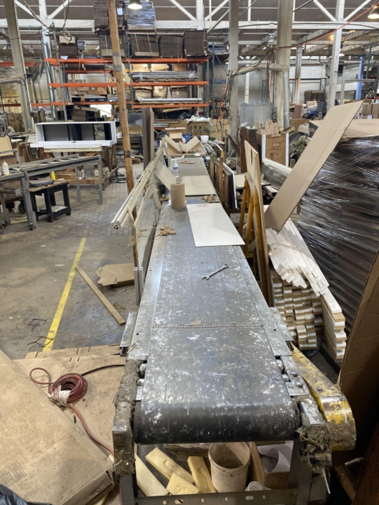Lot 1038 - Conveyor 20' x 16' Belt