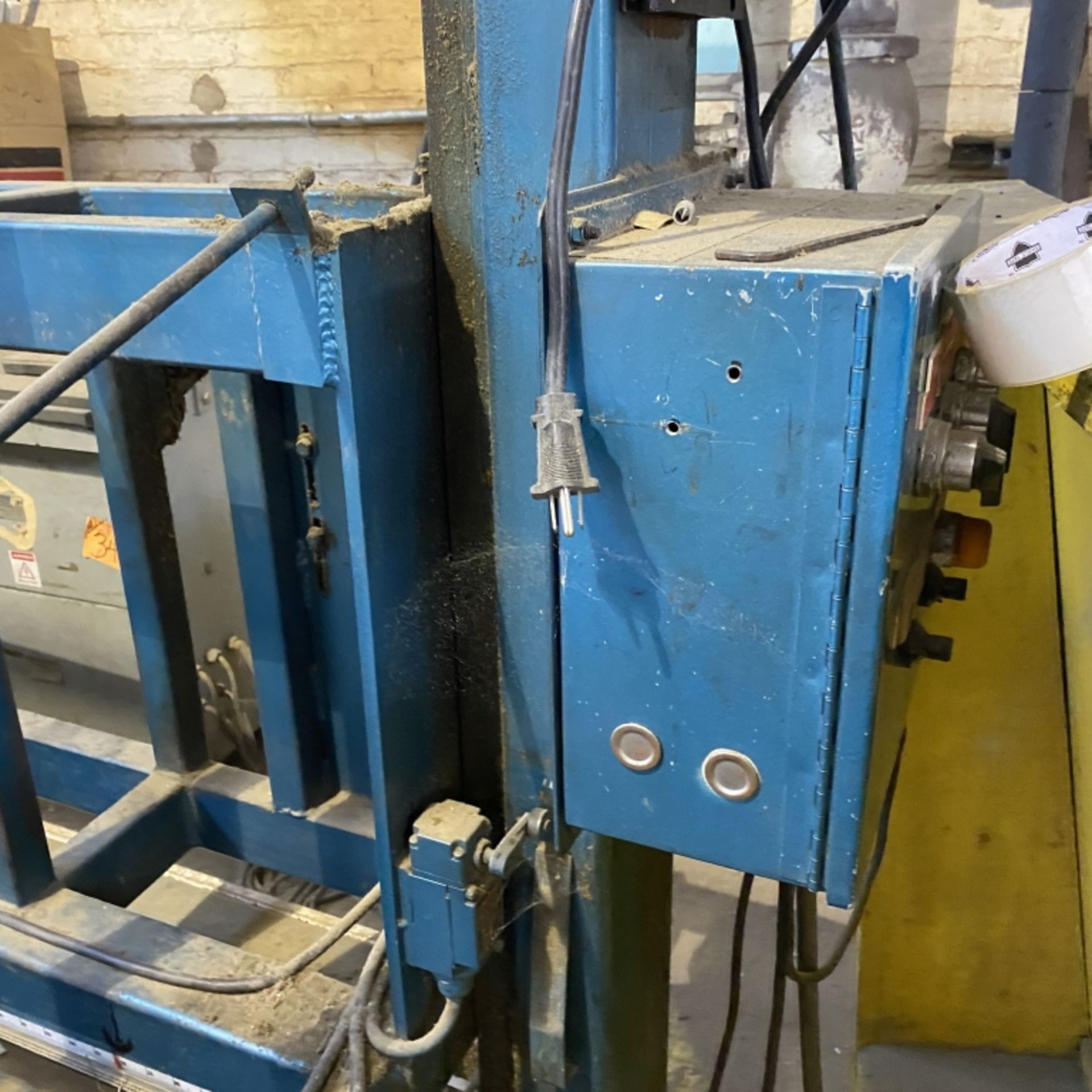 "Lot 1030 - Hot Wire Foam Cutter, 48"" x 96"""
