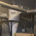 Oneida 7 HP Dust Collection system with Duct Work