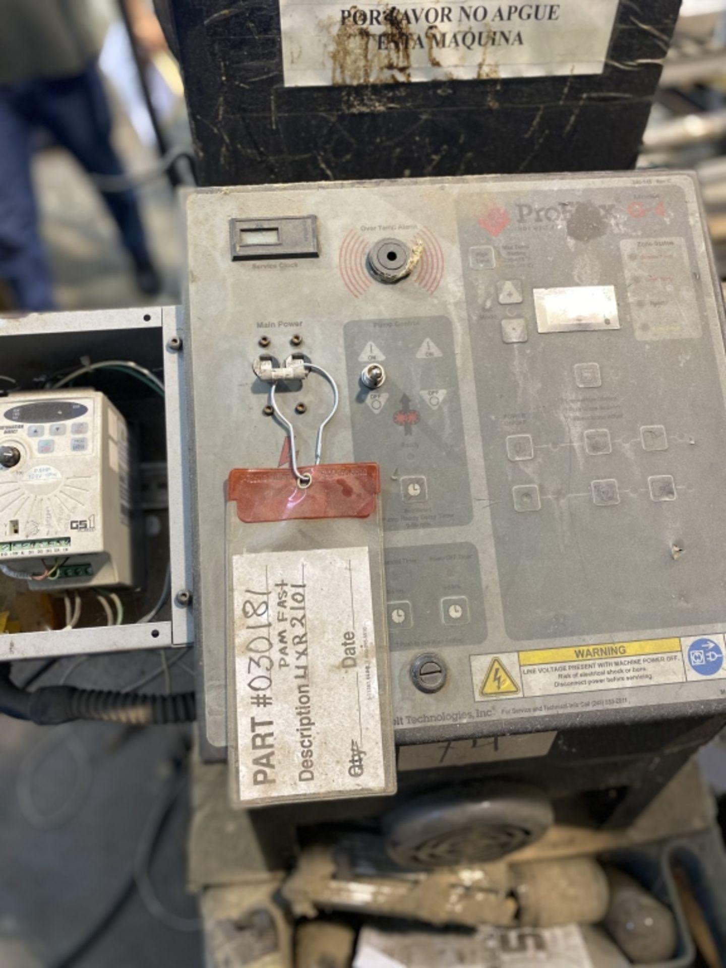 Lot 1045a - Custom Machine#5a: Hot Melt Machine w/ Multi-Head