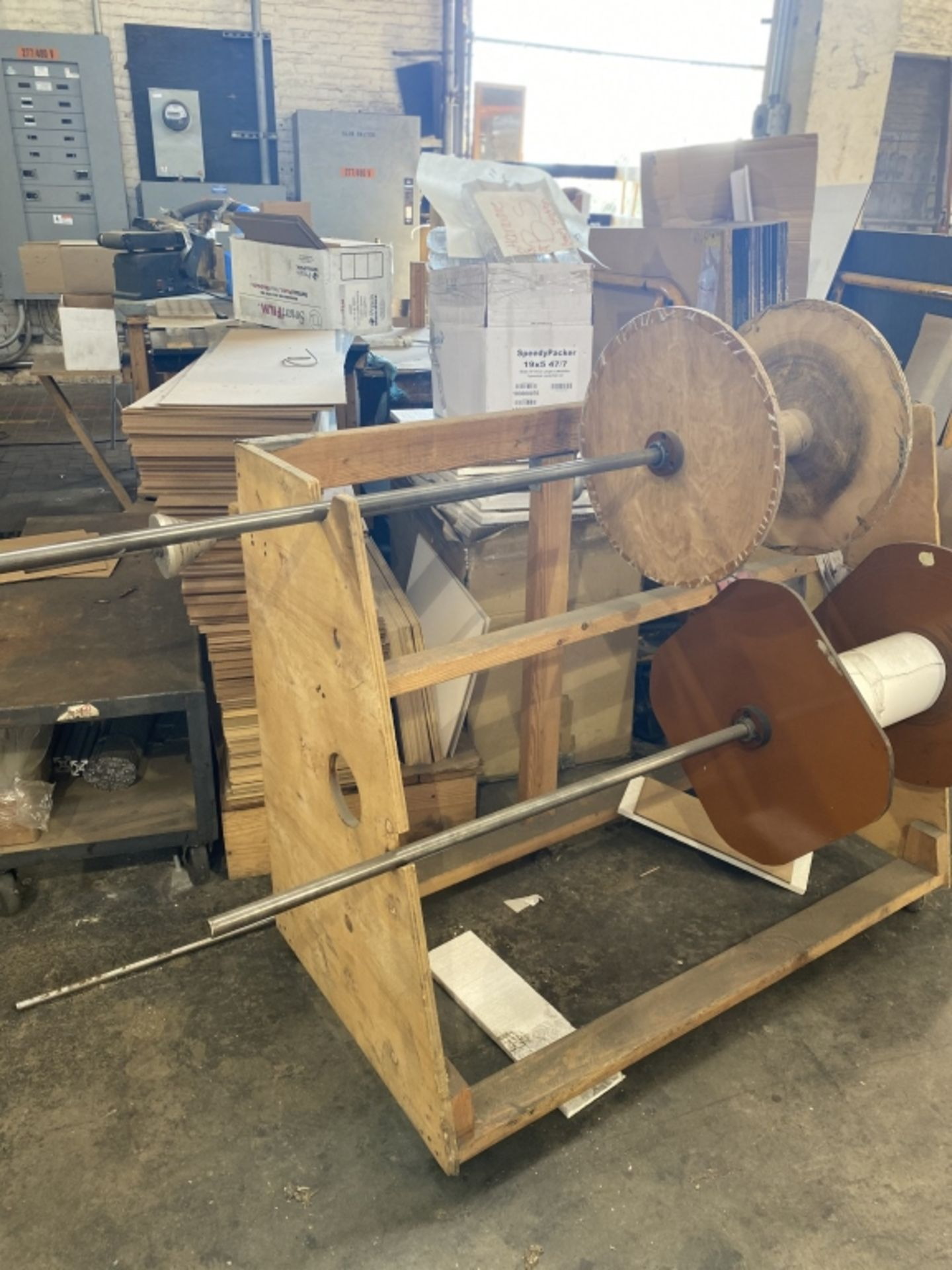 Rolling Panel Carts - Image 2 of 5