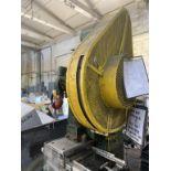 Bliss Mechanical Clutch Punch Press