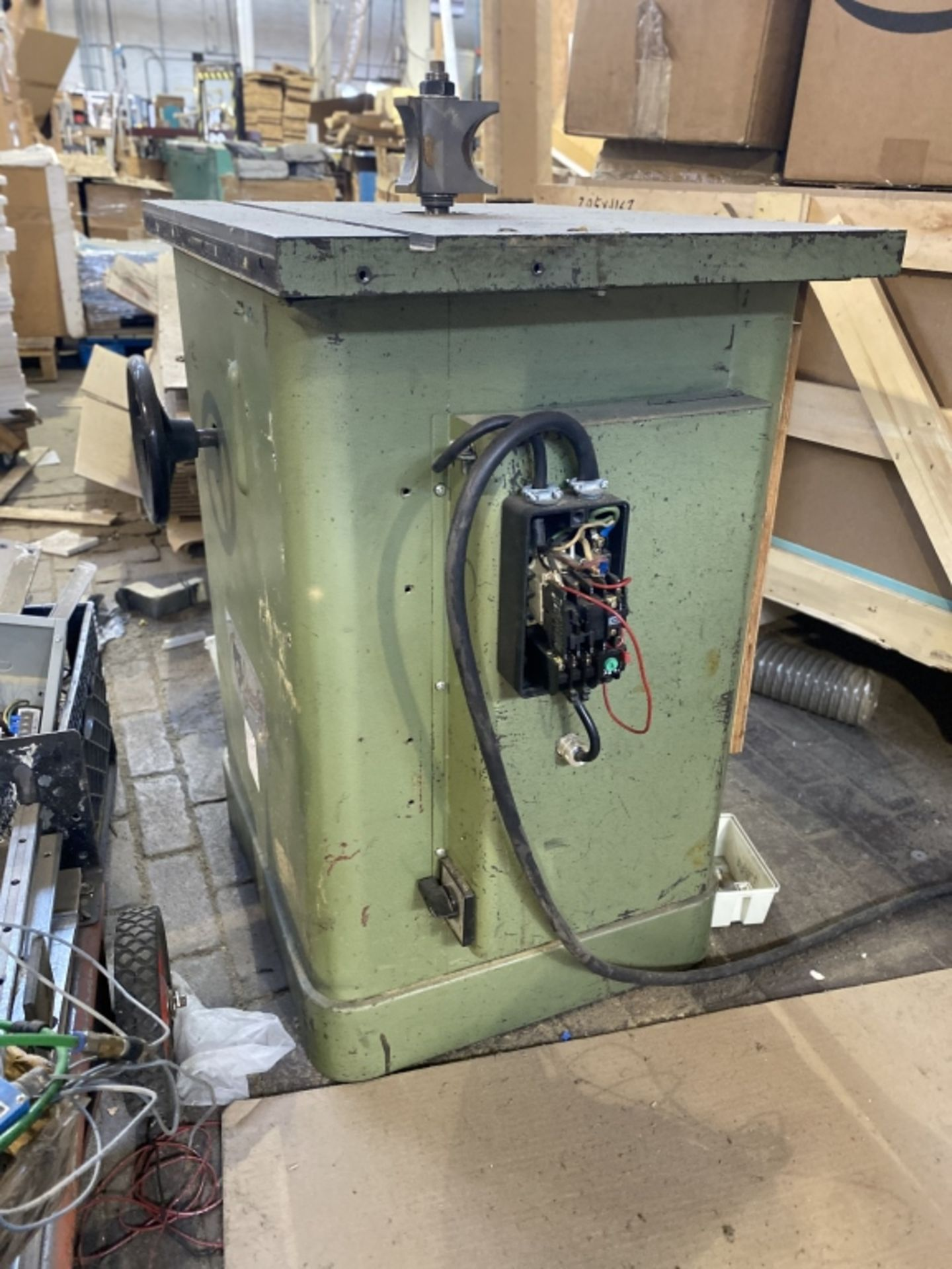 Lot 1031 - Grizzly Router