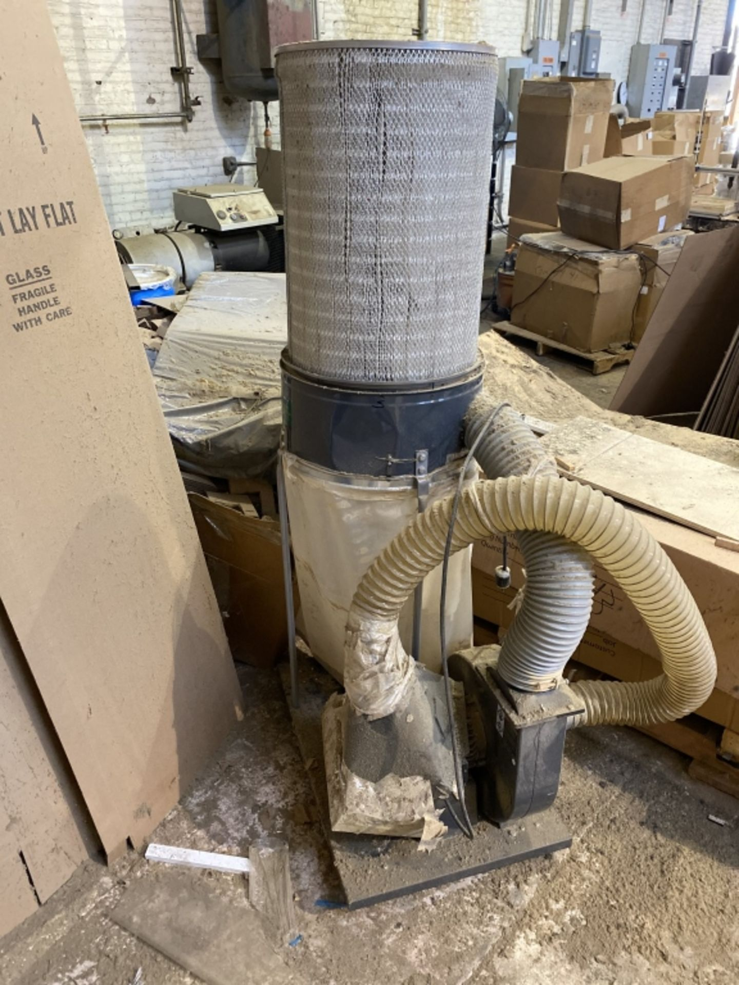 Lot 1022b - 2-Bag Dust Collector