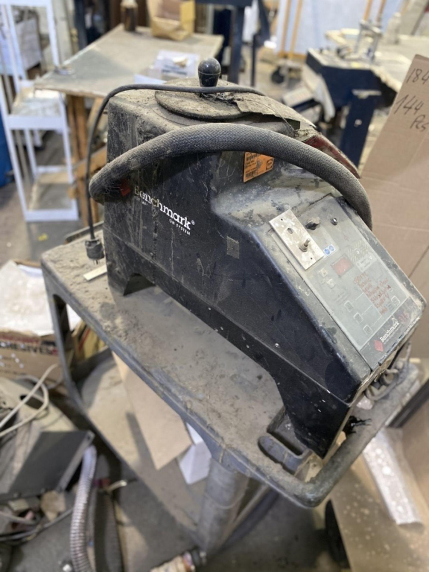 Lot 1002b - Benchmark 315 Hot Melt Machine
