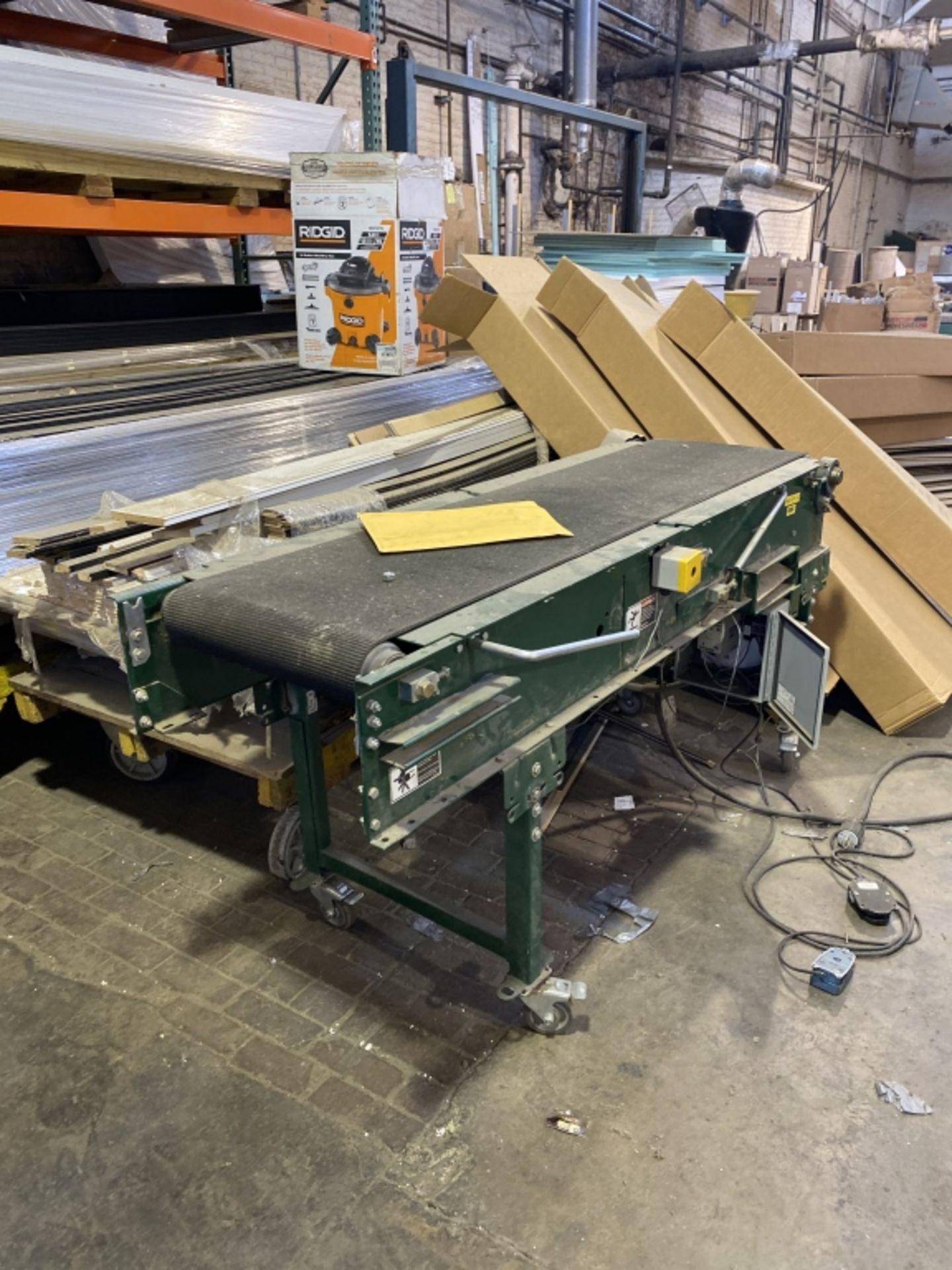 Lot 1040 - Conveyor 6' x 16' Belt