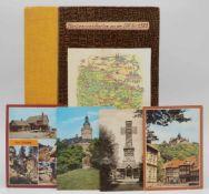 59 Harz Ansichtskarten / Postkarten DDR