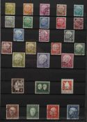Briefmarkenalbum BRD gestempelt 1949 - 1984