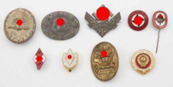 Konvolut Orden und Anstecker, 1933 bis 1945