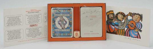 Spielkarten von Graciela Rodo-Boulanger