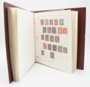Briefmarken Deutsches Reich, 1872-1932 im Album