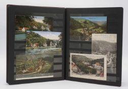 48 Harz Ansichtskarten / Postkarten