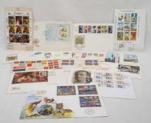 132 Briefe und Großbriefe aus aller Welt