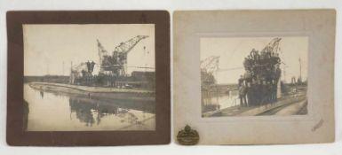 U-Boot-Kriegsabzeichen, 1918