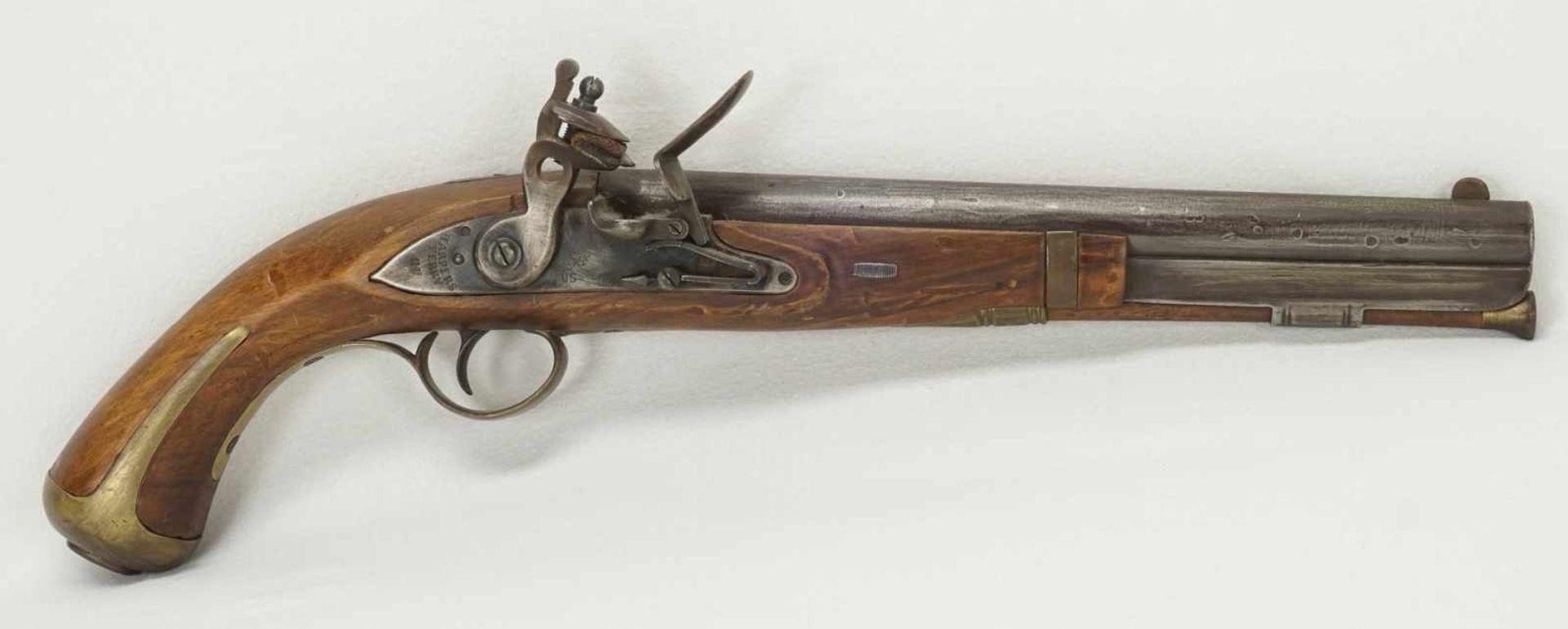 Steinschlosspistole Harpers Ferry M 1807