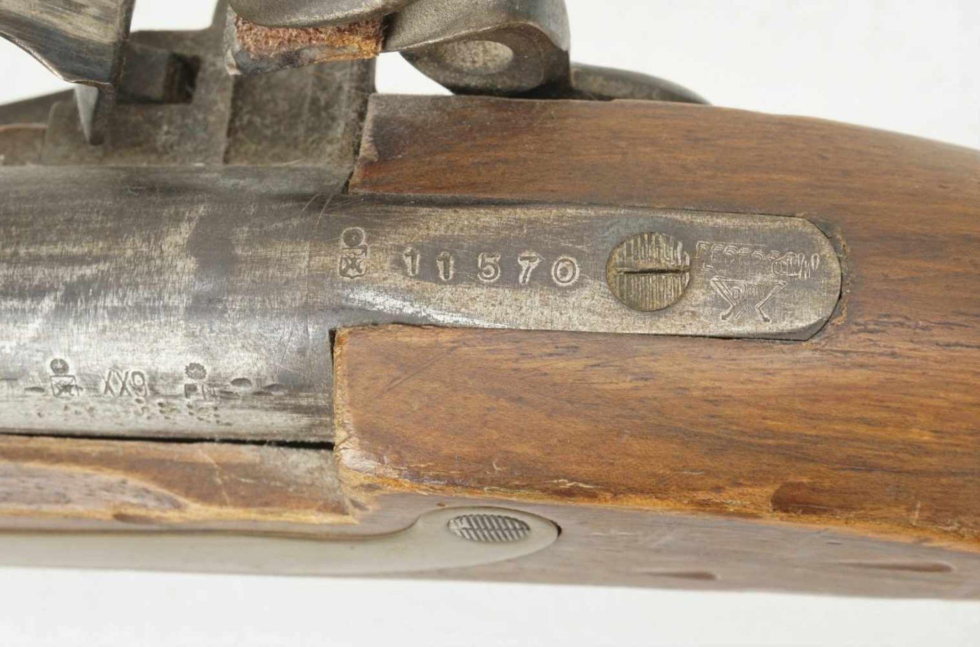 Steinschlosspistole Harpers Ferry M 1807 - Bild 4 aus 5