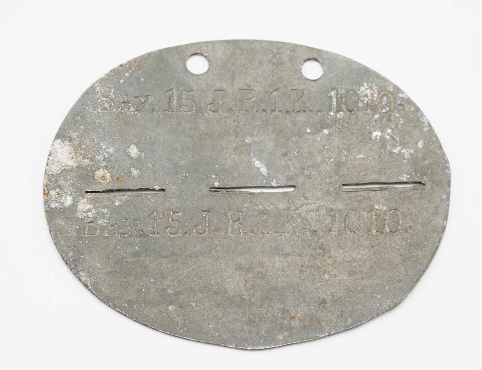 Kleines bayrisches Konvolut aus der Zeit des 1. Weltkriegs - Bild 3 aus 7