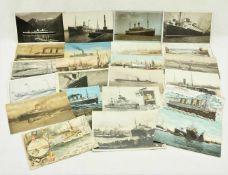 21 Historische Postkarten