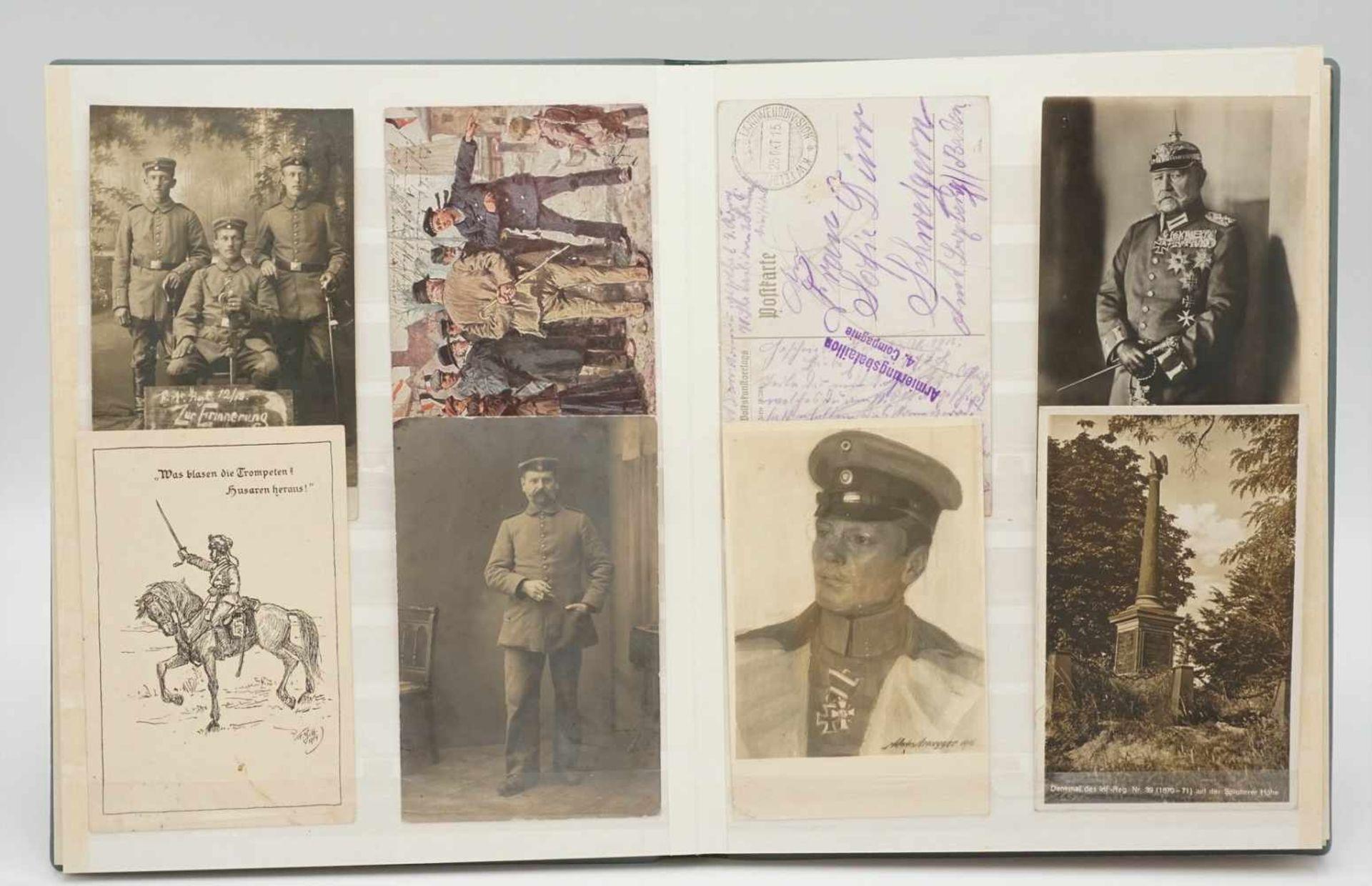 64 Ansichtskarten / Postkarten - Bild 2 aus 3