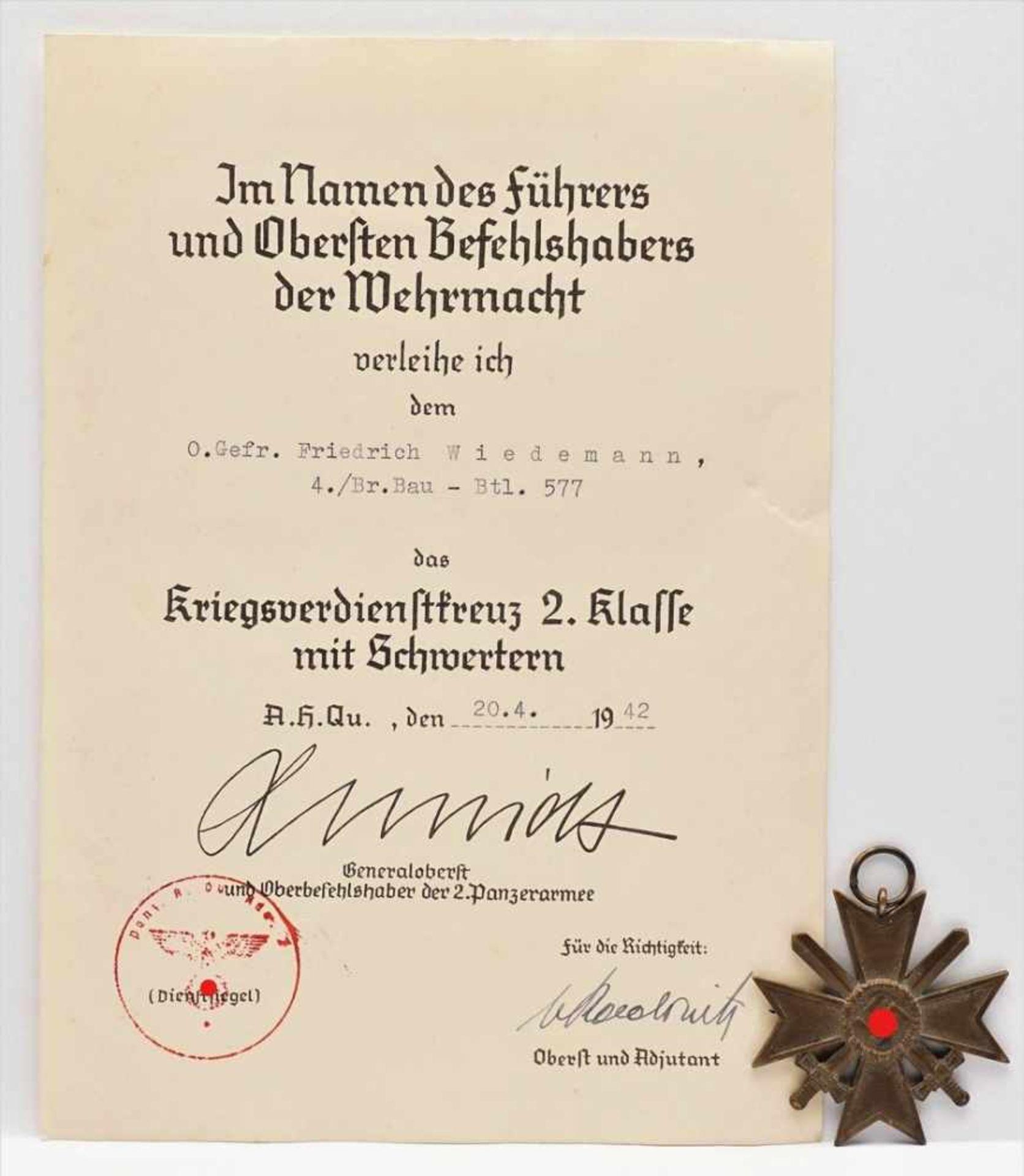 Nachlass eines bayrischen Soldaten - Bild 5 aus 7