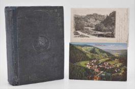 76 Ansichtskarten / Postkarten Harz